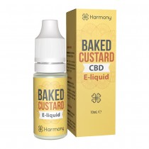 Harmony 30mg CBD e-Liquid (Baked Custard)